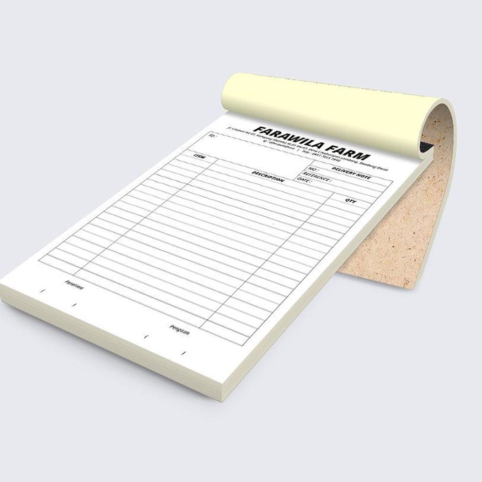 Cetak Kwitansi Invoice Surat Jalan Tanda Terima Murah